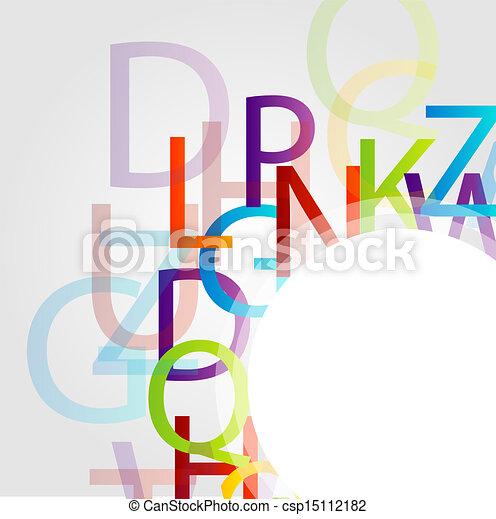 Decorative design element - csp15112182