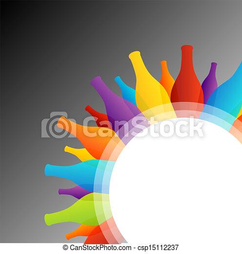 Decorative design element - csp15112237
