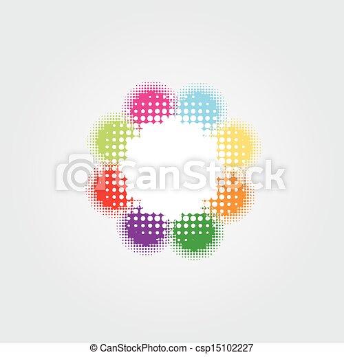 Decorative design element - csp15102227