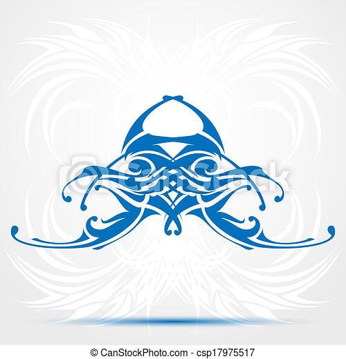 Decorative design element - csp17975517
