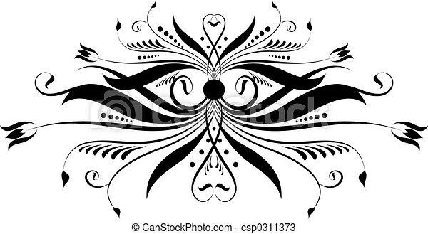 Decorative element - csp0311373