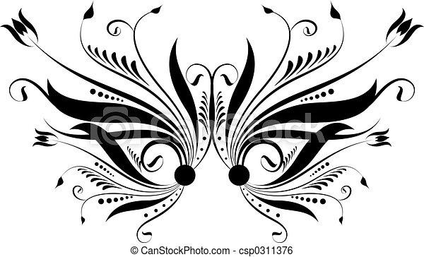 Decorative element - csp0311376