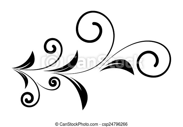 decorative floral shape abstract decorative retro colorful clip rh canstockphoto com decorative clip art free decorative clipart
