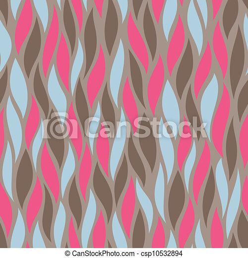 decorative seamless pattern - csp10532894