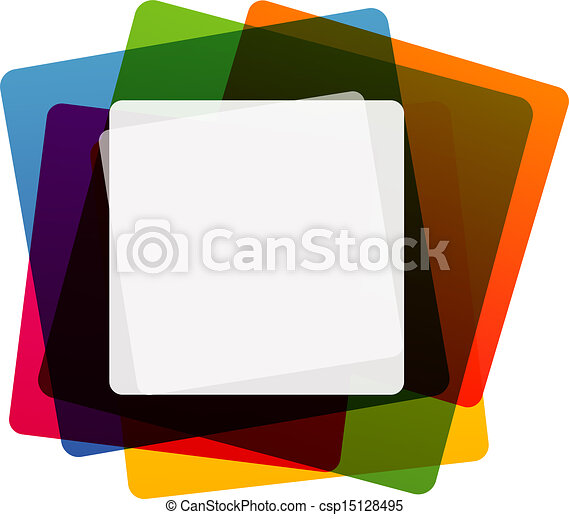 Decorative Text Box Clip Art