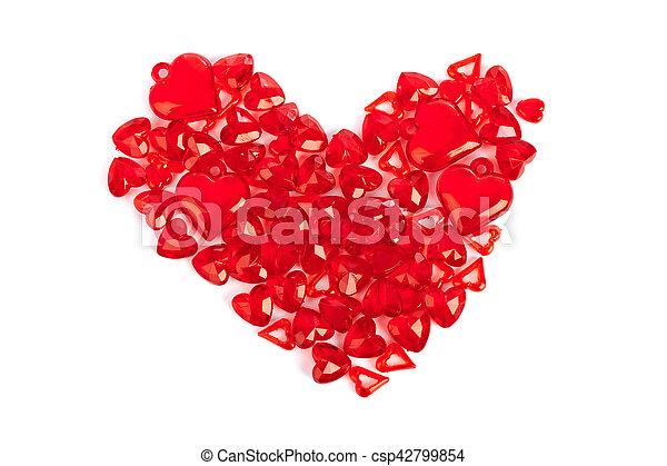 Decorativo Corazón Hecho Corazones Decorativo Corazón Hecho