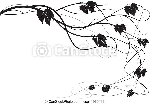 Planta Enredadera Ilustraciones Y Clipart 1654 Planta
