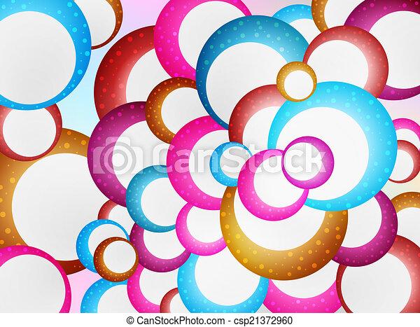 Trasfondo decorativo - csp21372960