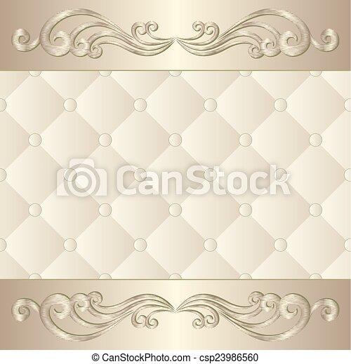 Trasfondo decorativo - csp23986560