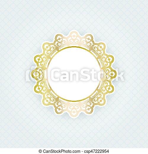 Trasfondo decorativo - csp47222954