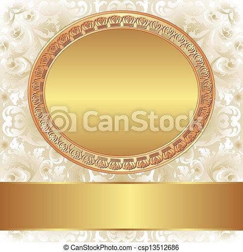 Trasfondo decorativo - csp13512686