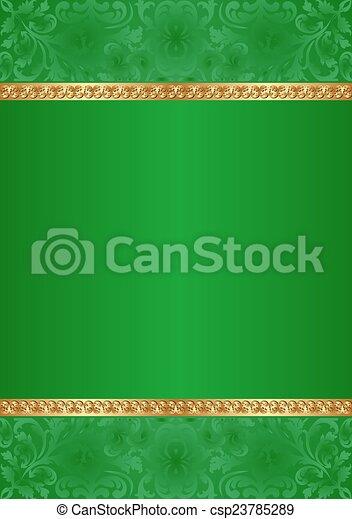 Trasfondo decorativo - csp23785289
