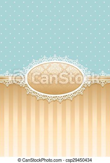 Trasfondo decorativo - csp29450434
