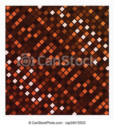 Fondo de vector de color decorativo - csp34015533