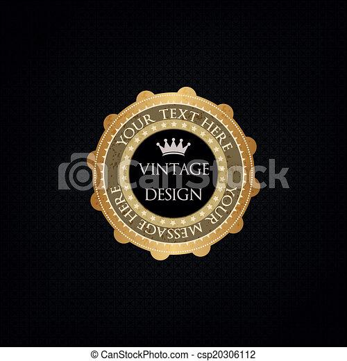 Vector de decoración de fondo - csp20306112