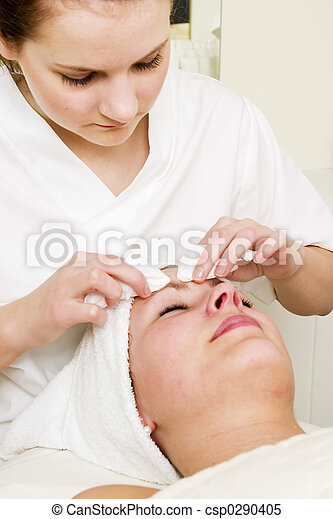 facial Deep spa cleansing