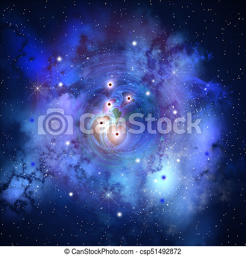 Planet color matching logo free of interstellar style blue and g png  image_picture free download 611705129_lovepik.com