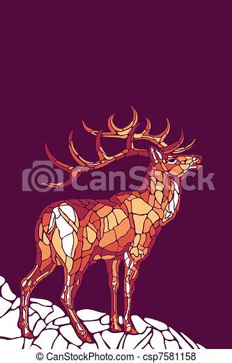 deer - csp7581158