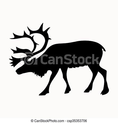 deer image - csp35353706