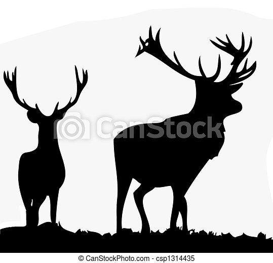 Deer  - csp1314435
