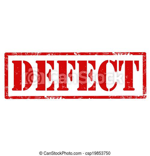 Defect-stamp - csp19853750