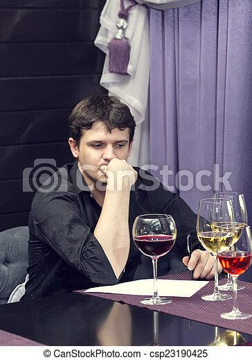 degustação vinho - csp23190425