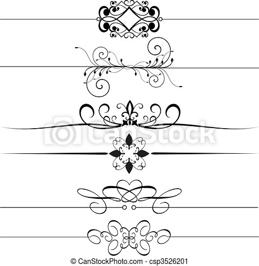 dekoratív, döntések - csp3526201