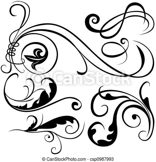dekoratív elem - csp0987993