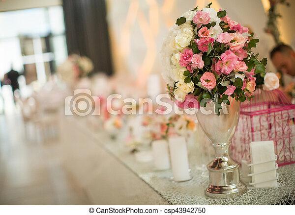 blomma dekoration bröllop