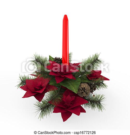 clip art von dekoration kerzen weihnachten christmas. Black Bedroom Furniture Sets. Home Design Ideas