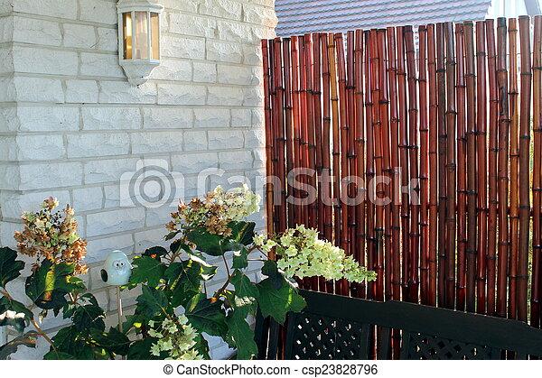 Dekoration Pflanze Garten Dekoration Im Garten Terrasse