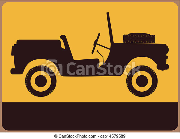 Fuera de la carretera - csp14579589