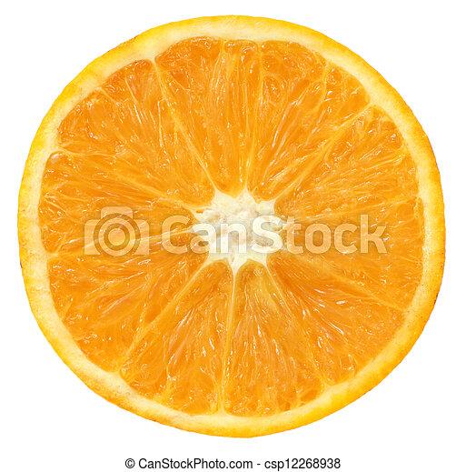 delad, apelsin - csp12268938