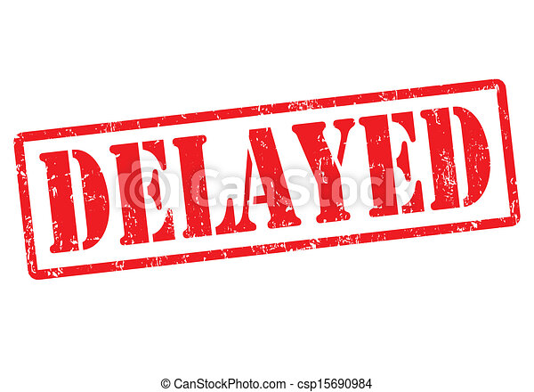 Delayed stamp - csp15690984