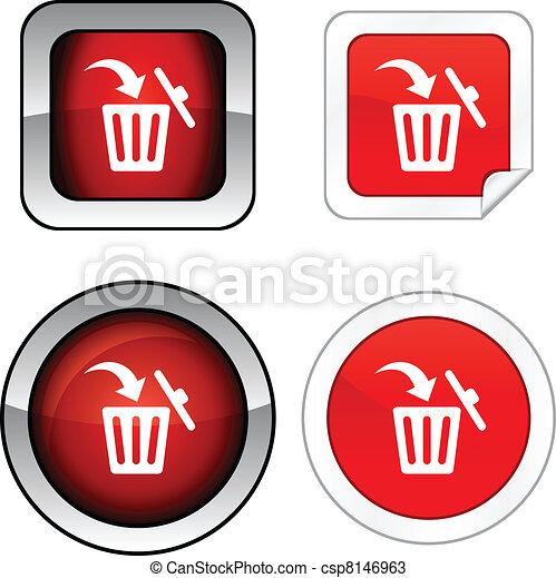 delete button image - photo #39