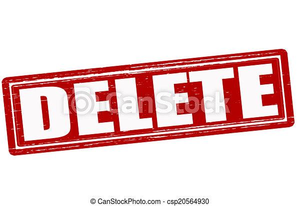 Delete - csp20564930
