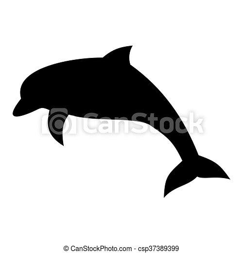 Delfín - csp37389399