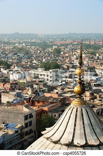 delhi - csp4055726