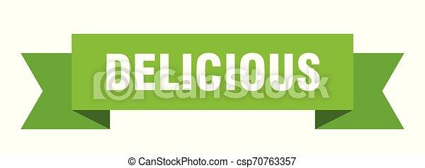 Delicioso - csp70763357