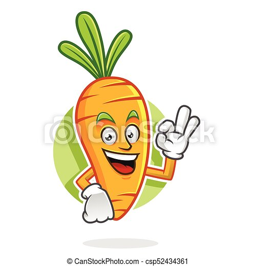 delicious carrot mascot carrot character carrot cartoon carrot