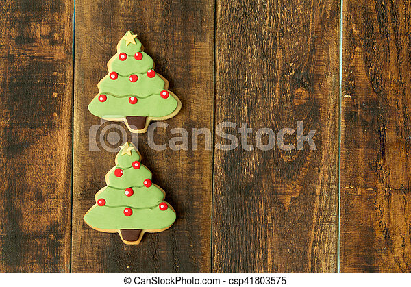 Delicious Christmas Cookies - csp41803575