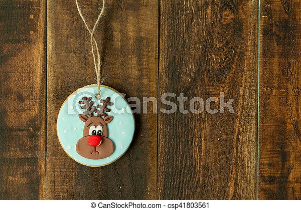 Delicious Christmas Cookies - csp41803561