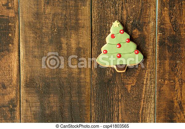 Delicious Christmas Cookies - csp41803565