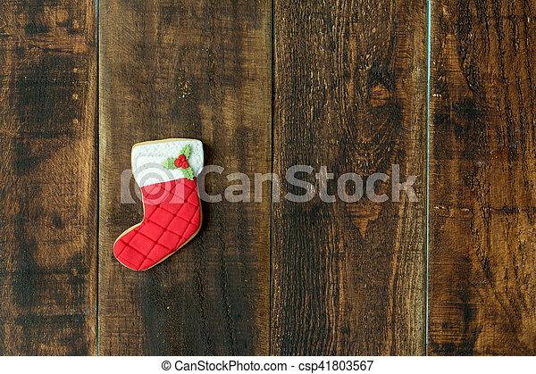 Delicious Christmas Cookies - csp41803567