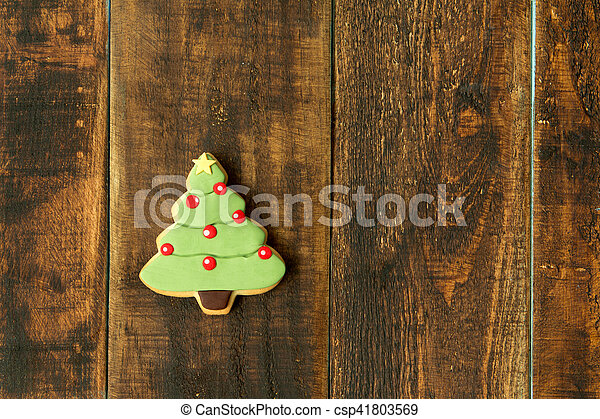 Delicious Christmas Cookies - csp41803569