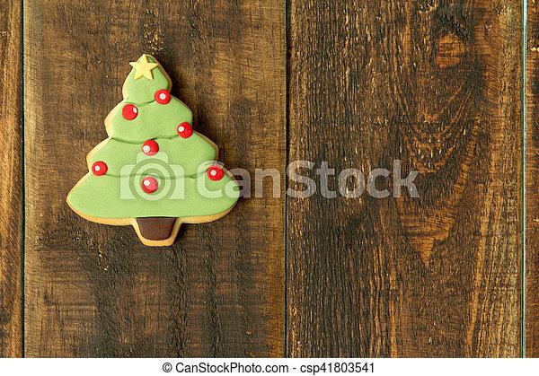 Delicious Christmas Cookies - csp41803541