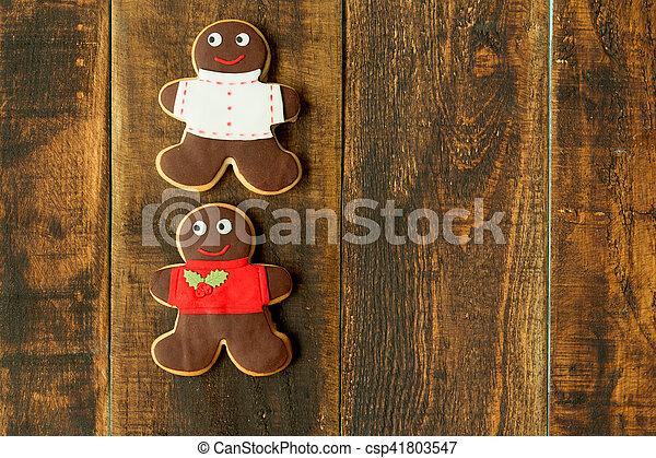 Delicious Christmas Cookies - csp41803547