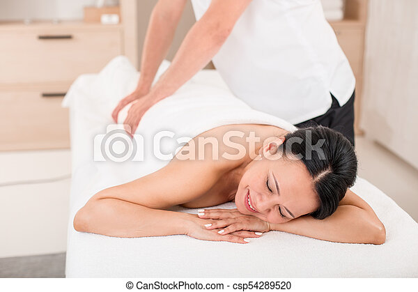 Massage By Mature Lady