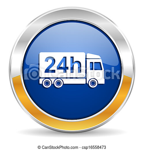 delivery icon - csp16558473