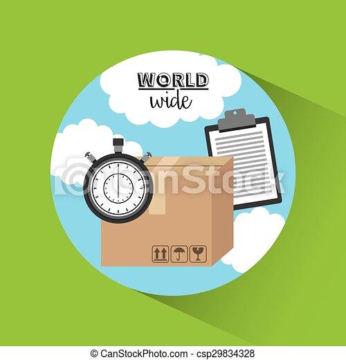 delivery service  - csp29834328